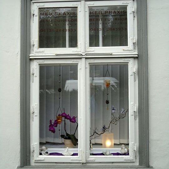 Window Frames Lüneburg Historic Window Window